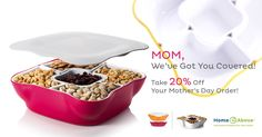 Use Code MOMDAY To Take 20% Off Your Entire Purchase! #MothersDay