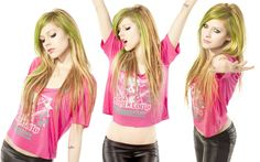 Sizzling Avril Lavigne Wallpapers 2014