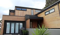 CP838 Rusticated Weatherboard Machinecoated in Wood-X Clear Base