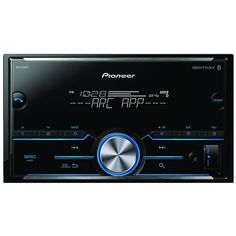 New Arrival: Pioneer Double-din In-dash Digital Media Receiver With Bluetooth