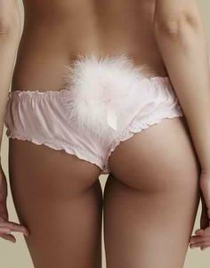 Carol Malony powder puff panties