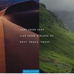 null    #Regram via @_joelosteen_fan_page Joel Osteen, Fan Page, Peace, Instagram Posts, Sobriety, World