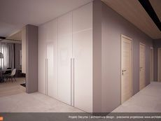 DOM.PL™ - Projekt domu MT Decyma CE - DOM MS2-37 - gotowy koszt budowy Tall Cabinet Storage, House Plans, How To Plan, Furniture, Home Decor, Decoration Home, Room Decor, Home Furnishings, House Floor Plans