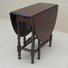 American Antique Drop Leaf Table Furniture Http Www Mrbeasleys