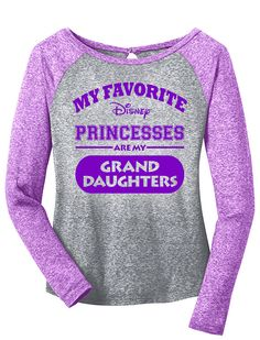 Disney My Favorite Princesses are my Grand by DuckyDigital on Etsy