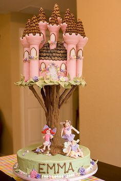 Fairy Birthday Cakes for Girls | Recent Photos The Commons Getty Collection Galleries World Map App ...