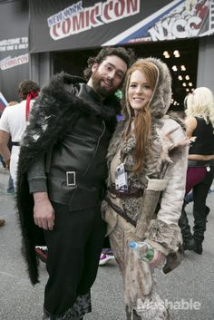 10 Of Thrones Cosplayers Killing It At Comic Con