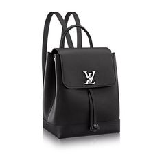 Lockme Backpack ($2,840) ❤ liked on Polyvore featuring bags, backpacks, sac, one shoulder backpack, genuine leather bag, backpacks bags, one shoulder bag and leather daypack