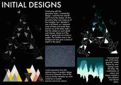 Initial Designs 3.