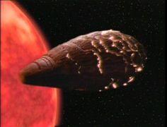 "INFJ the alien Gomtuu ""Tin Man"" has not seen another of its kind for millenia.The purpose of its exsitence is to care for its crew. Star Trek: the Next Generation Star Trek Series, Star Trek Tos, Star Trek Armada, Star Terk, Sci Fi Spaceships, Jj Abrams, Babylon 5, Tin Man, Star Trek Universe"