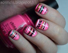 Sonnela: #nail #nails #nailart