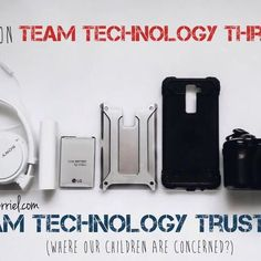 Which team are you on? Team Technology Threat or Team Technology Loving? Vote below, based on how you think technology effects our young #children. Question is based on an article out on my website, which explores the unmeasurable effect that the technology of Today is, on young #kids. Link in profile. Comment below on what team and feel free to comment, as an open discussion is crucial, whether you're for it, or against.