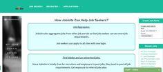 http://www.jobisite.com/jobseekerPage.htm