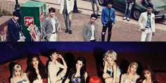 Super Junior and Girls' Generation grabs Best International Artist Or Group Of The Year at the Latin Music Italian Awards!