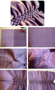 How-to // Plaited Fabric