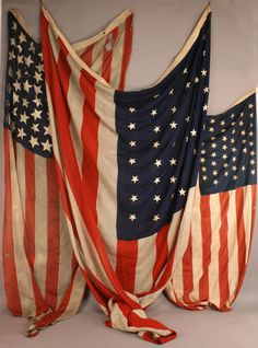 US flags Francis Scott Key wrote the Star Spangled Banner in Baltimore.