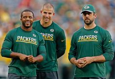 Cobb, Nelson and Rodgers, the Three Musketeers!