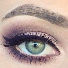 msmakeupaddict:  Ms. Makeup Addict  this look is so satisfying…