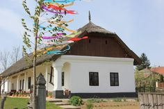 """This charming cottage in Cigánd, Hungary, won """"Country House of the Year"""""""