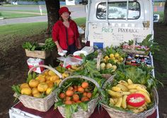 Patricia Buffet, local Norfolk Island resident grows pesticide free organic fruits and veges. Norfolk Pine, Norfolk Island, Organic Fruit, Small Island, Islands, Buffet, Australia, Country, Free
