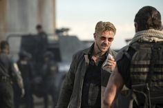 Boyd Holbrook as Donald Pierce in Logan.