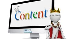 Content is powerful King in SEO