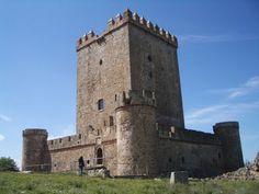 Castillo de Nogales. Badajoz