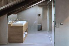 progetto appartamento montagna 15