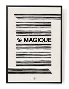 Hotel Magique is created by Amsterdam based all round creative Milou Neelen. Taking retro inspiration from Paris apartments to Americana motels and A1 Size, Art Prints For Sale, Mix N Match, Graphic Prints, New Art, You And I, Primary Colors, Print Patterns, Paris Apartments