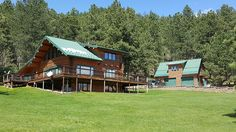 Cabin vacation rental in Spearfish, SD, USA from VRBO.com! #vacation #rental #travel #vrbo