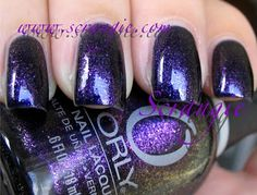 Quo by Orly - Night Sky (rebottle of Orly - Out Of This World)
