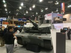 US Army Wants Armed Ground Robot Prototype by 2019