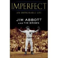 Imperfect: An Improbable Life -  This is a very good motivational story. See the description of this book and comment