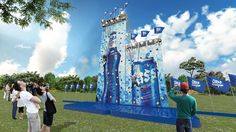 stage/display design_by.lee jae hyang on Behance