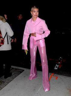 ❤LOVE ME Galentine party makeup look - Hailey baldwin outfits - Look Fashion, Teen Fashion, Fashion Outfits, Womens Fashion, Fashion Design, Fashion Trends, Pink Outfits, Fashion Ideas, Estilo Hailey Baldwin