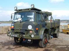 Bedford MK Light Recovery Vehicle   Flickr - Photo Sharing!I spent some hours in these