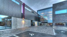 Lade Arena (2011) – ARC arkitekter