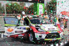 Premiación Rally León, Guanajuato 2014