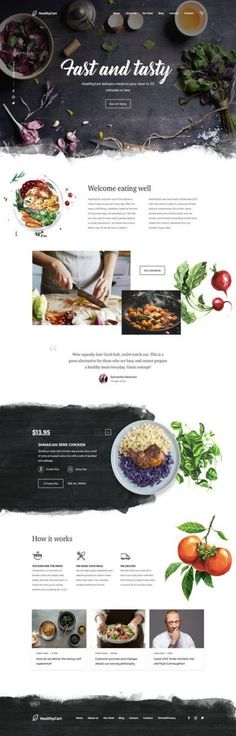 This is our daily Web app design inspiration article for our loyal readers. Every day we are showcasing a web app design whether live on app stores or only designed as concept. Ui Ux Design, Web Design Trends, Web Design Grid, Mockup Design, Layout Design, Layout Web, Design De Configuration, Site Web Design, Food Web Design