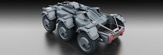 Roberts Space Industries (RSI) Constellation Aquila Rover