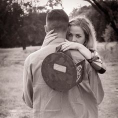 Welder wife Engagements Pipeline Pancake hood Photography Megan Bolyard