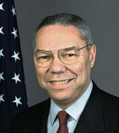Colin Luther Powell, 65th Secretary of State