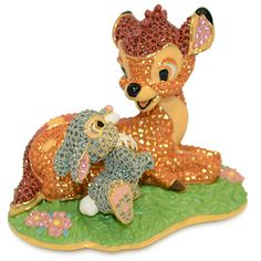 Bambi and Thumper Figurine by Arribas Brothers | Figurines & Keepsakes | Cute