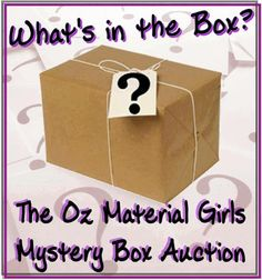 Mystery Box auction now on!