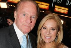 """Legendary Monday Night Football broadcaster Frank Gifford, the husband of Today co-host Kathie Lee Gifford, died Sunday of natural causes. He was 84. """"It is with deepest sadness that we announce the passing of our beloved husband, father and friend Frank Gifford,"""" said the Gifford Family in a statement. """"Frank died suddenly on this beautiful"""