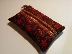 Tafana Coin Purse, Purses, Sewing, Bags, Handbags, Handbags, Dressmaking, Couture, Stitching