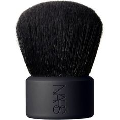 NARS Kabuki brush (70 BAM) ❤ liked on Polyvore featuring beauty products, makeup, makeup tools, makeup brushes, beauty, fillers, cosmetics and nars cosmetics