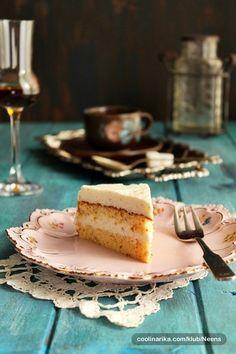Portugalski kolač s narančama / Portuguese orange cake