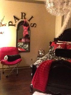 Tiffiny's Room #3  /  Teen Girls Bedroom