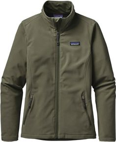 Patagonia Women's Sidesend Soft-Shell Jacket